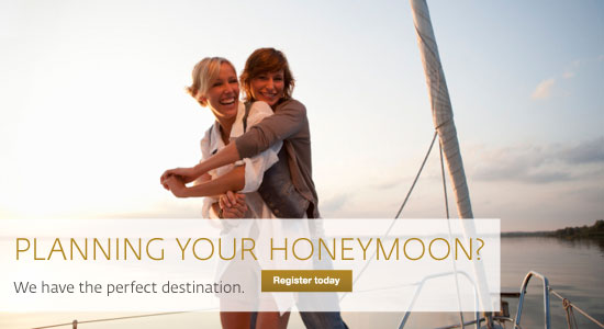 Hilton LGBT Honeymoon Registry | Planning Your Honeymoon