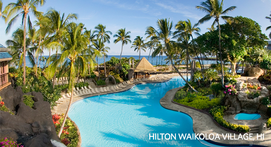 Hilton LGBT Honeymoon Registry | Hilton Waikoloa Village Hawaii