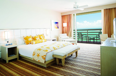 Las Brisas Ocean View Room