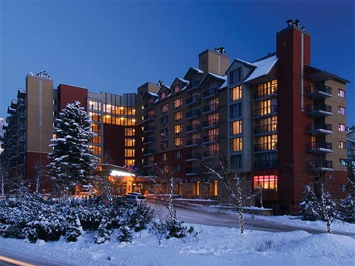 Hilton Whistler Resort and Spa Resort Credit
