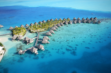 Hilton Bora Bora Nui Resort and Spa Resort Credit