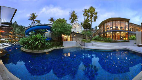 DoubleTree Resort by Hilton Phuket – Surin Beach Resort Credit
