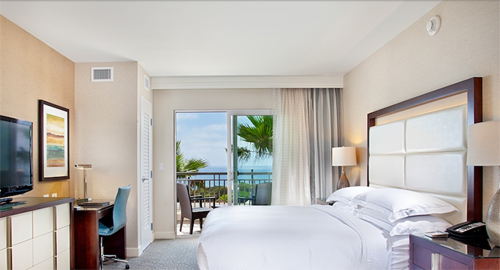 Our Ocean View Suite