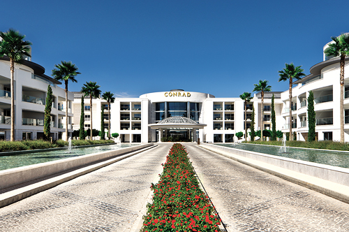 Conrad Algarve Resort Credit