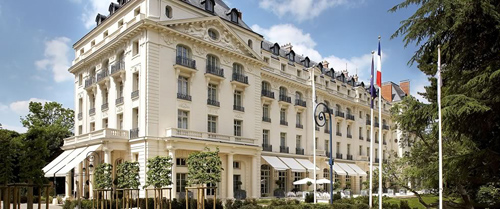Trianon Palace Versailles Resort Credit