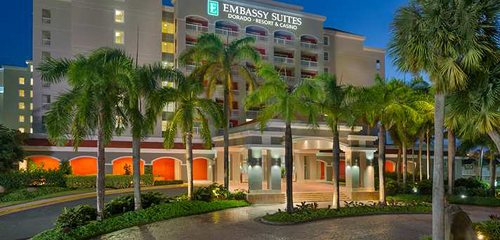 Embassy Suites Dorado del Mar - Beach Resort Credit