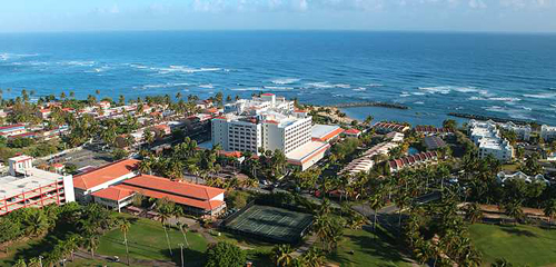 Trip Contribution to Embassy Suites Dorado Del Mar - Beach & Golf Resort