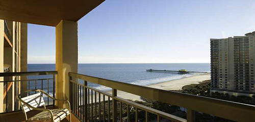 Embassy Suites Myrtle Beach Resort Credit