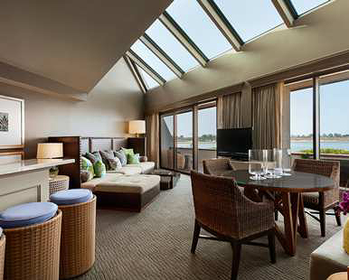 Our Presidential Suite Villa Waterfront