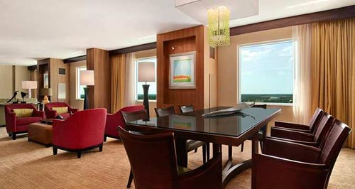 Our King Presidential Suite