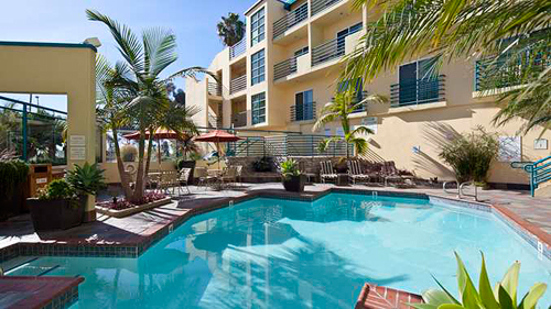 Trip Contribution to DoubleTree Suites by Hilton Hotel Doheny Beach - Dana Point