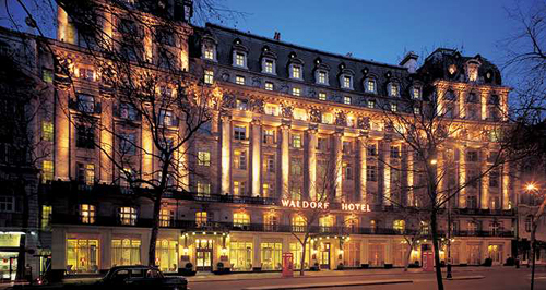 The Waldorf Hilton, London Resort Credit