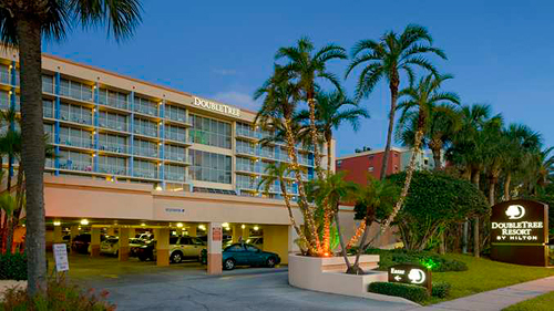 DoubleTree Beach Resort by Hilton Hotel Tampa Bay – North Redington Beach Credit