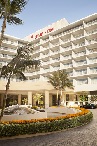The Beverly Hilton Resort Credit