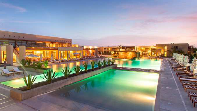Trip Contribution to DoubleTree Resort By Hilton Hotel Paracas - Peru