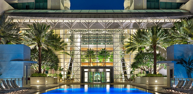 Diplomat Resort & Spa Hollywood, Curio Collection by Hilton Resort Credit