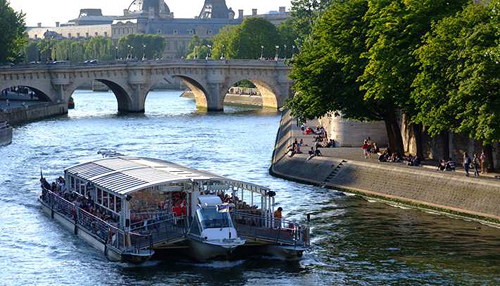 Our Seine River Cruise Package