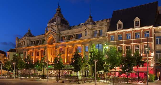 Hilton Antwerp Old Town Credit