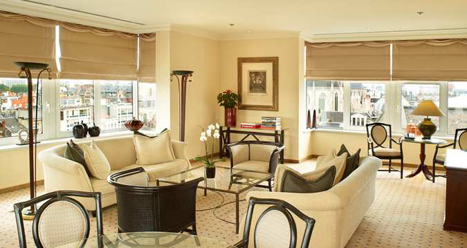 Our Royal Sinjoor Presidential Suite