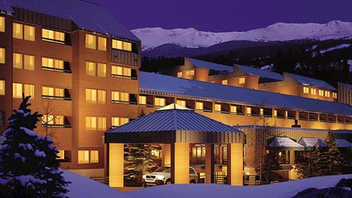 DoubleTree by Hilton Hotel Breckenridge Resort Credit